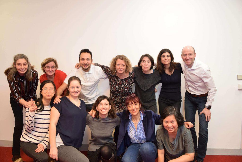 L'équipe du cabinet SIGEX