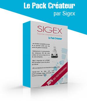 Pack créateur Sigex